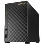 Asustor AS1002T v2 Marvell ARMADA-385 Dual Core 2 bay Network Attached Server