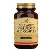 Complexo de ácido hialurónico e colagénio 30comprimidos - Solgar