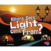 Where Does Light Come From?, Paperback/Mari C. Schuh