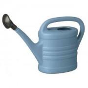 Nature Kunststof gieter blauw 5 liter