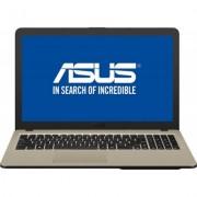 Laptop ASUS VivoBook 15 X540UB 15.6 inch Procesor Intel® Core™ i3-7020U 2.30 GHz, 4GB DDR4, 1TB, GeForce MX110 2GB Chocolate Black