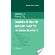 Statistical Models and Methods for Financial Markets (Lai Tze Leung)(Cartonat) (9780387778266)