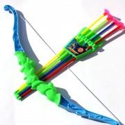 Juguete De Disparo De Arco Y Flecha 360DSC 1832 - Multicolor
