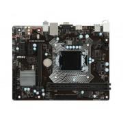 MSI COMPUTER MSI H110M PRO-VH PLUS placa base LGA 1151 (Zócalo H4) Intel® H110 Micro ATX