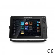 Lowrance HDS-12 LIVE ROW Active Imaging 3-in-1 - Fishfinder