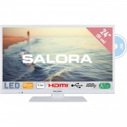 Salora televisie LED DVD 24HDW5015