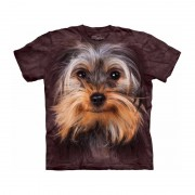 The Mountain Honden T-shirt Yorkshire Terrier