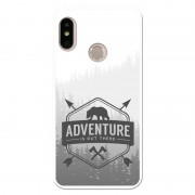 Unique Be Unique Funda Gel Adventure para Xiaomi Mi A2 Lite/Redmi 6 Pro