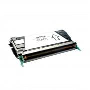 Lexmark Cartucho de tóner para LEXMARK C746H1KG negro compatible (marca ASC)