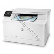 Принтер HP Color LaserJet Pro M180n mfp, p/n T6B70A - HP цветен лазерен принтер, копир и скенер