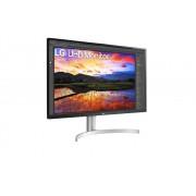 """Monitor IPS, LG 31.5"""", 32UN650-W, FreeSync ,5ms, 1000:1, HDMI/DP, Speakers, UHD 4K (32UN650-W.AEU)"""