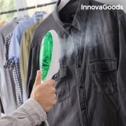 Fier de Călcat cu Abur Vertical InnovaGoods 1000W Alb Verde