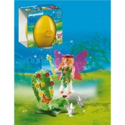Playmobil Egg Fairy - with Flower Throne