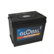 Global Batterier Ab Fritidsbatteri Global 57500 70 Ah