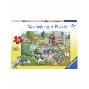 Puzzle Ferma, 60 Piese Ravensburger