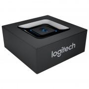Adaptador de Áudio Bluetooth Logitech - 3.5mm AUX, 2RCA - Preto