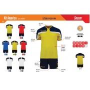 Givova - Kit Calcio Kit America