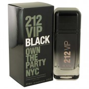 Carolina Herrera 212 VIP Black Eau De Parfum Spray 3.4 oz / 100.55 mL Men's Fragrances 539391