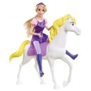 Mattel Disney Princess Rapunzel Horse Figure