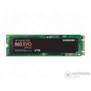 SSD Samsung 860 EVO 2TB (MZ-N6E2TOBW M.2 SATA3)
