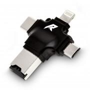 Memoria Externa Para Celular Y Lector MicroSD, Incluye MicroSD 8GB
