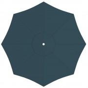 Paramondo Toile de parasol ronde 3,5 m, Interpara, Vert