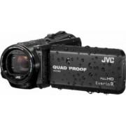 Camera video JVC GZ-R435BEU Quad-Proof Negru