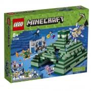 Lego minecraft monumento oceanico