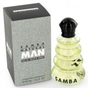 Perfumers Workshop Samba Natural Eau De Toilette Spray 3.4 oz / 100.55 mL Men's Fragrance 401309