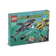 Lego Aqua Raiders 7773 Tiger Shark Attack (339 Pieces)