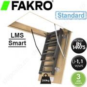 Scara metalica Fakro LMS Smart