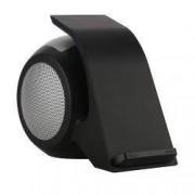 Incarcator Wireless Rapid QI Fast Charger Universal cu Boxa si Suport de Incarcare Wireless Functie NFC Negru