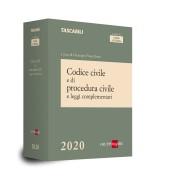IlSole24Ore CODICE CIVILE E DI PROCEDURA CIVILE E LEGGI COMPLEMENTARI 2020