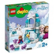 Конструктор Лего Дупло - Леден замък - LEGO DUPLO Disney Princess, 10899
