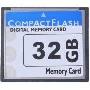De Memoria Flash Compacta Profesional De 4GB (blanco Y Azul)