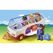 Jucarie 1 2 3 AUTOBUZ Playmobil