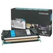 Lexmark Originale Optra C 524 Toner (C5240CH) ciano, 5,000 pagine, 1.82 cent per pagina - sostituito Toner C5240CH per Optra C524