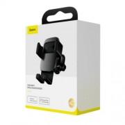 Baseus Smart Car Mount Cell Phone Holder, fekete