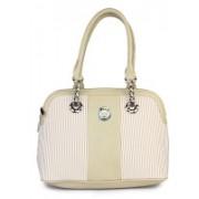Shoetopia Women Beige Shoulder Bag