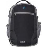 Laina LP-710-Laina 32.5 L Laptop Backpack(Black, Grey)