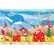 White Mountain Puzzles Sea Time - 24Piece Floor Puzzle