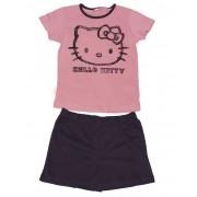 pijama hello kitty roz 5433 roz ms