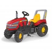 Tractor Cu Pedale Copii Rosu Rolly Toys