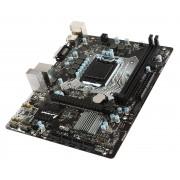 MB MSI H110M Pro-D, LGA 1151, micro ATX, 2x DDR4, Intel H110, S3 4x, DVI-D, 36mj