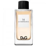 14 La Temperance - Dolce e Gabbana 100 ml EDT SPRAY