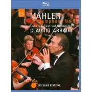 Claudio Abbado/Lucerne Festival Orchestra: Mahler - Symphony No. 5 [Blu-ray] [2004]