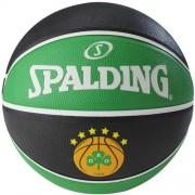 Spalding Basketball PANATHINAIKOS ATHEN (Outdoor) - schwarz/grün | 7