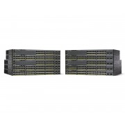 CISCO CATALYST WS-C2960X-24PS-L 24 PUERTOS ETHERNET SWITCH CON 370 WATT POE
