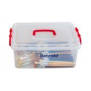 Betzold Pinsel-Set, 110 Stück