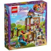 Конструктор Лего Френдс - Къщата на приятелството, LEGO Friends, 41340